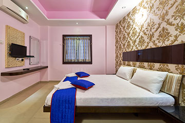 Hotel Ganeshratna-Superior AC Rooms